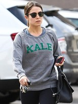 Sub Urban Riot Suburban Riot Sub_urban Riot Kale Sweatshirt in Grey as seen on Beyonce, Nikki Reed and Rachel McAdams