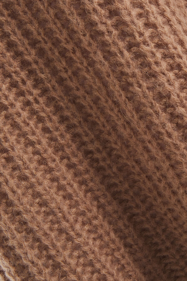 Thumbnail for your product : BA&SH Emera Knitted Turtleneck Sweater