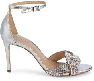 Schutz Jolita Embellished Sandals