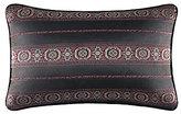 J Queen New York Bridgeport Red Boudoir Pillow