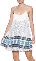 Entro Crochet Babydoll Dress