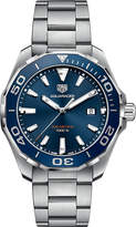 Tag Heuer WAY101C.BA0746 Aquaracer stainless steel watch