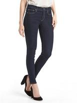 Gap Mid rise true skinny jeans