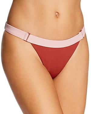 Dolce Vita Banded Bikini Bottom