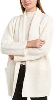 Vince Textured Wool Cardigan