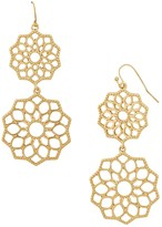 BaubleBar Florentine Drop Earrings