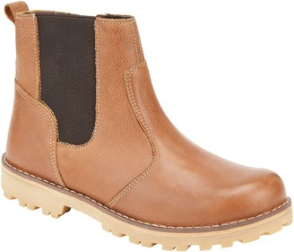 John Lewis & Partners Children's Chelsea Boots, Tan