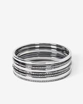 White House Black Market Bangle Bracelet Set