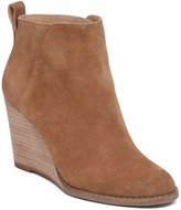 Sole Society Yezzah Suede Stacked Wedge