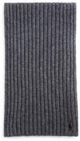 Polo Ralph Lauren Cashmere Blend Rib Scarf