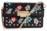 Rosie floral study crossbody bag