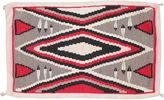 One Kings Lane Vintage Eye Dazzler Navajo-Style Weaving