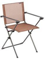 Lafuma Anytime - Titane Steel Folding Armchair