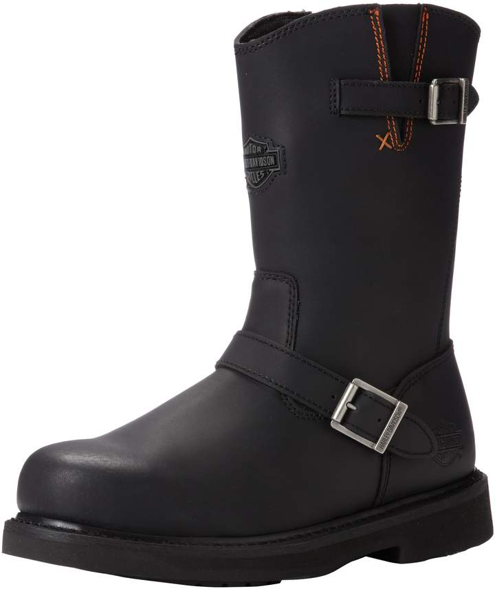 Harley-Davidson Men's Jason ST Engineer Safety Boot