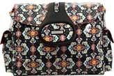Kalencom Elite Diaper Bag, Garden Charm Black by