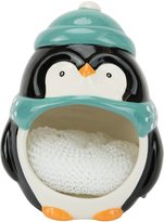 Boston Warehouse Polar Penguin Scrubber Holder
