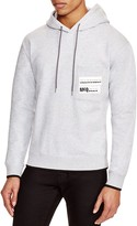 McQ by Alexander McQueen Signature Pocket Pullover Hoodie