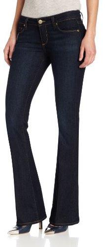 Paige Women's Petite Skyline Bootcut Jean in Carson
