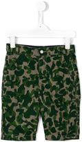 Stella McCartney Lucas shorts - kids - Cotton - 6 yrs