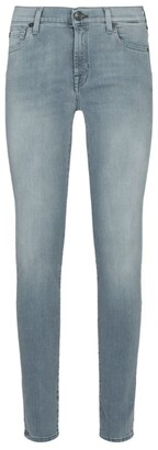 7 For All Mankind Slim Illusion Super-Skinnny Jeans
