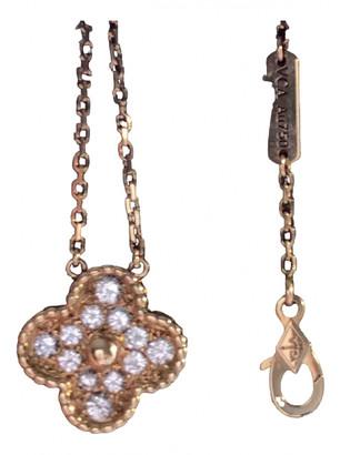 Van Cleef & Arpels Other Yellow gold Necklaces