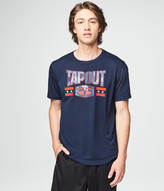 Tapout Salute Graphic T