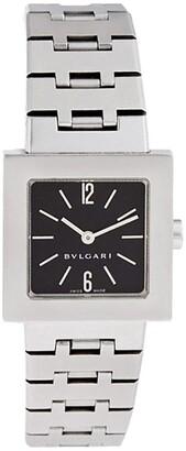 Bvlgari 2000 pre-owned Quadrato 22mm