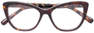 Stella McCartney Cat Eye Shaped Glasses