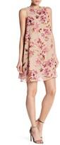 Taylor 9177MJ Vintage Floral Print Dress