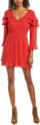 BB Dakota Love The Nightlife A-Line Dress