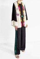 Etro Embroidered Silk Vest