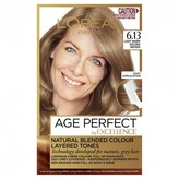 L'Oreal Excellence Age Perfect 6. 13 Light Warm Golden Brown 1 pack