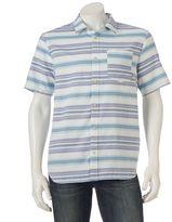 Vans Men's Straitline Button-Down Shirt