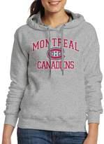 LQOGUE Women's Montreal Canadiens Nhl Ice Hockey Team Hoodie