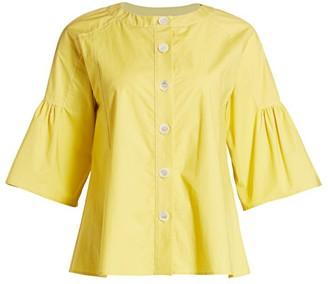 Piazza Sempione Bell Sleeve Jacket