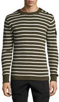 G Star Dadin Striper Sweater