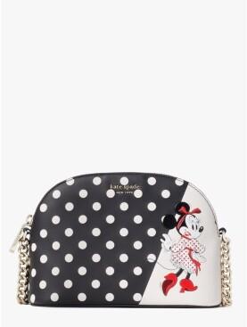 Kate Spade Disney X Minnie Mouse Small Dome Crossbody