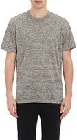Alexander Wang Men's Slub Jersey T-Shirt-DARK GREY