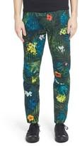 G Star Men's Elwood X25 Slim Fit Aloha Print Pants