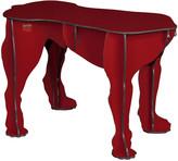 Ibride Mobilier De Compagnie - Big Dog Stool - Rex - Red