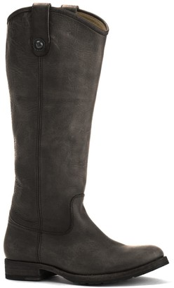 Frye Melissa Lug Leather Tall Boot