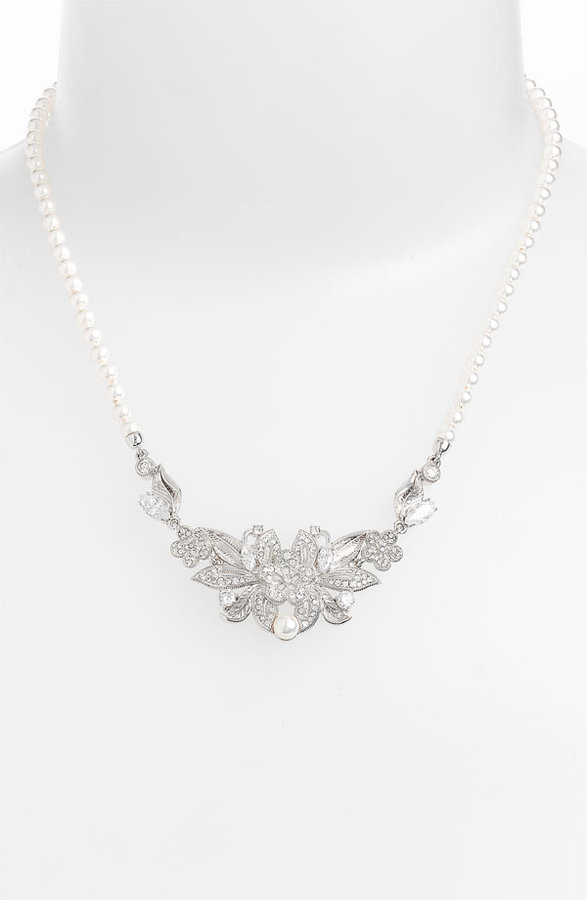 Nadri Frontal Necklace (Nordstrom Exclusive)