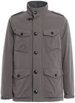 Fay Cotton Blend Field Jacket