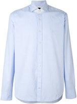 Hackett long sleeve shirt - men - Cotton - S