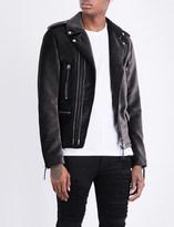 Giuseppe Zanotti Lance velvet jacket