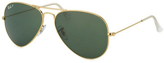 Ray-Ban Unisex Rb3025 Polarized 58Mm Sunglasses