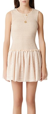 Maje Rolland Mini Dress