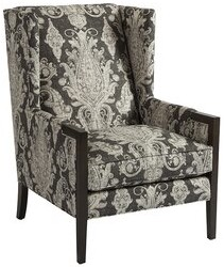 Barclay Butera Stratton Wingback Chair