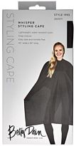Betty Dain Black Whisper Styling Cape