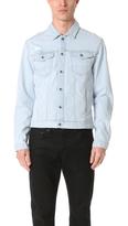 Calvin Klein Jeans Clear Sky Trucker Jacket